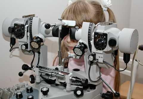 Ухудшилось зрение у ребенка 6 лет