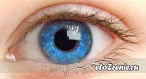Признаки отслойки сетчатки глаза