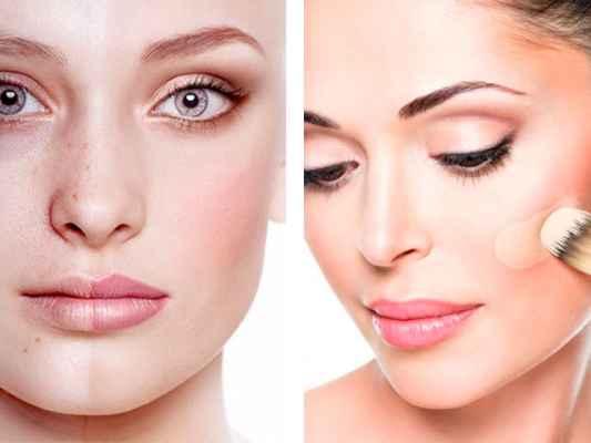 Как в домашних условиях сделать макияж стойким7