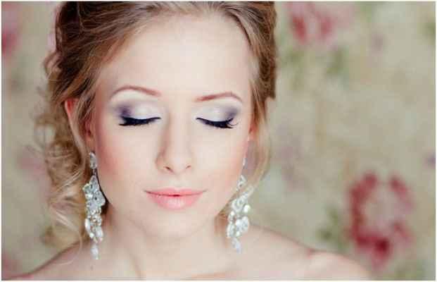 Макияж для невесты с карими глазами пошаговое фото