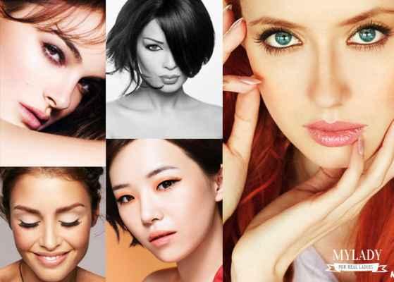 Макияж для азиатских глаз увеличивающий