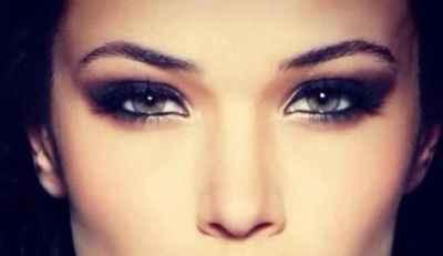 Миндалевидный глаз макияж