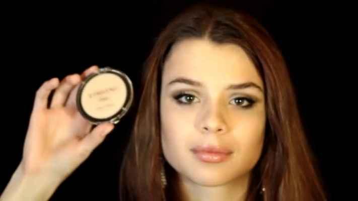 Саша спилберг саша макияж закрытыми глазами