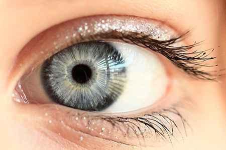 Как с помощью макияжа сделать цвет глаз темнее