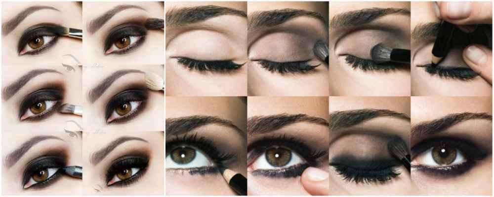 Сонник делать макияж глаз