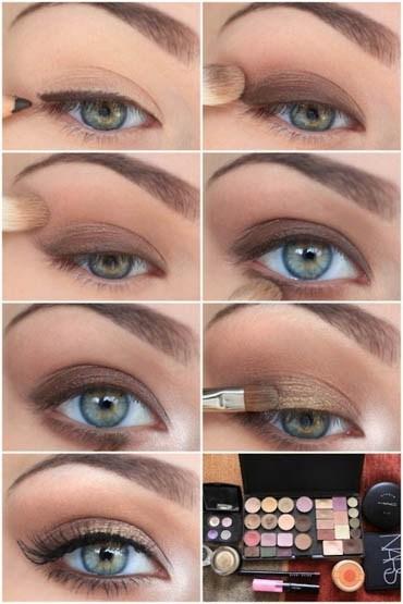 Все про дневной макияж