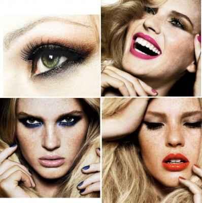 Вариант макияжа для фотосессии