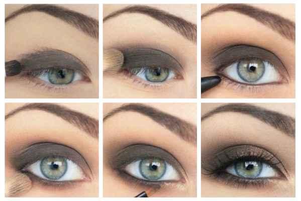 Какой макияж подойдет для зеленых глаз и рыжих волос