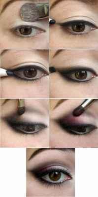 Как сделать восточный макияж глаз как у жади