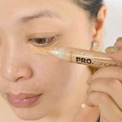Как замазать синяки под глазами с помощью макияжа видео Профессиональная косметика ВОССТАНОВЛЕНИЕ ЗРЕНИЯ
