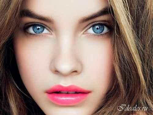 пошаговый макияж без туши