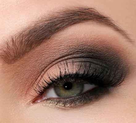 Makeup ideas for hazel eyes