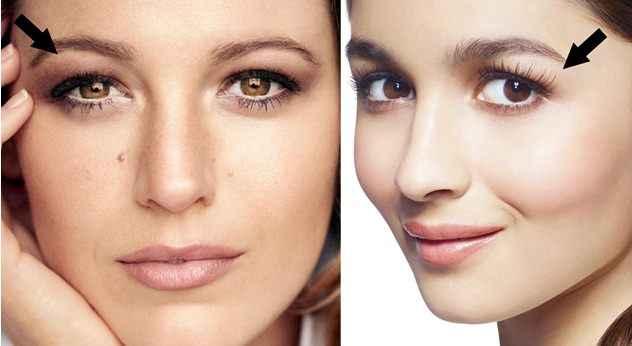 Как при помощи макияжа скрыть нависшие веки